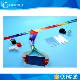 Пользовательские тканого RFID браслеты тканью браслет RFID тканого браслет