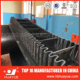 Рифлёное изготовление конвейерной юбки стенки от Кита