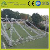 Aluminiumstadiums-Beleuchtung-Zapfen-Quadrat-Binder für Leistungs-Konzert