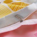 Постельное белье ткани Microfiber новой конструкции верхнее продавая напечатанное