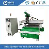 Holzbearbeitung-Fräser-Maschine CNC, der Fräser schnitzt