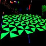 Acryl Kleurrijke LEIDEN van DJ Partij 100cm*100cm Dance Floor