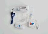 Pompa a gettare di infusione (pompa elastomerica)