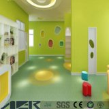 Los niños suelos PVC piso vinílico decoración rollo/escuela/jardín de infantes