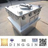 SS304 Recipiente de Óleo de Aço Inoxidável