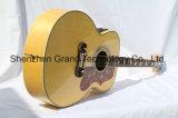 Guitarra acústica superior Spruce J200n de Fishman EQ Pickguard de la calidad