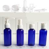Vestito portatile di corsa delle bottiglie delle estetiche delle bottiglie della protezione della pompa della gomma piuma della lozione di modo (PT04)