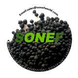 製造業者の黒い粒子の有機性有機物酸肥料