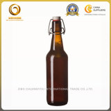 Bouteilles à bière promotionnelles de 16oz 500ml Grolsch avec le prix meilleur marché (1253)