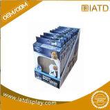 Crémaillère du carton PDQ de condom, étalage de PDQ