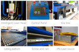 1-2mm corte de acero inoxidable 500W750W 600x400mm de fibra óptica de la zona de la máquina de corte