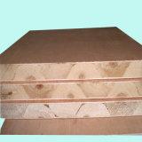 Melamina Blockboard da boa qualidade de classe elevada da colagem do núcleo E1 do pinho