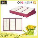 Многофункциональная полезная коробка хранения ювелирных изделий способа (8063)