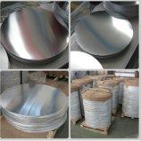 Desenho profundo Placa de alumínio / alumínio para capa de iluminação (A1050 1060 1100 3003)