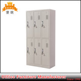 Jas-028 de la Chine de la fabrication de l'acier armoire métallique de rangement vêtements Gym