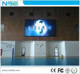 Visualização óptica do diodo emissor de luz do estágio interno HD dos vídeos P3 grande