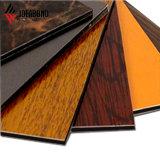 Meilleur rapport qualité prix compétitif 4*8FT bois revêtu pour le projet ACP