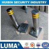 Sistema de aparcamiento automático de la seguridad vial balizas de acero inoxidable