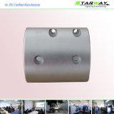 Aluminiummetall-CNC Bearbeitung-Mitte mit Selbstersatzteilen durch das CNC Drehen