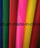 Película estacionária da película de cor verde do PVC