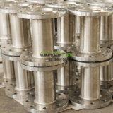 Pipes de circuit de bride de double d'acier inoxydable d'oasis