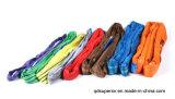 Imbracatura ad alta resistenza della tessitura con l'imbracatura rotonda Occhio-A forma di