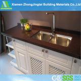 Искусственная верхняя часть тщеты ванной комнаты кварца & Countertop кухни твердый поверхностный