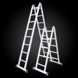 Складывание Superlight гибкость универсальный лестницы алюминиевых деталей