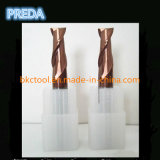 High Quality를 가진 Tisin Coated HRC60 2 Flutes Tools