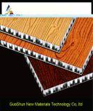 Панель сандвича стены Hoenycomb строительного материала PVDF алюминиевая