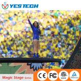 2014년 월드컵 브라질 풀 컬러 원형 발광 다이오드 표시