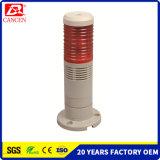 5LED las capas de Torre de Luz de advertencia con zumbador Advertencia indicador luminoso LED lámpara piloto, la luz de emergencia RoHS CE