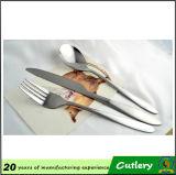 2016 La vaisselle en acier inoxydable de haute qualité cuillère fourches Set Couteau de la coutellerie