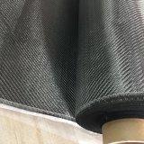 Высокая растяжимая ткань ткани волокна 3K 6K 12K углерода
