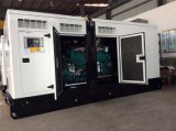 400kVA 400Vの極度の無声タイプCumminsのディーゼル機関の発電機セット