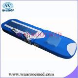 base piegante termica portatile elettrica di massaggio della giada di dB863-L