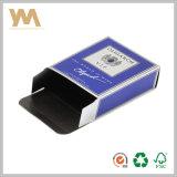 Caixa de embalagem de papel personalizado para o perfume para homens