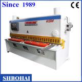 Máquina de esquila hidráulica mecánica (QC12Y 8 x 2500)