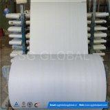 75g/m2 tissé en polypropylène blanc recouvert de tissu tubulaire