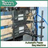 Sac de papier entraîné par un moteur électrique complètement automatique avancé faisant la machine