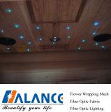 RGB LED Fiber Optic Sauna Lighting