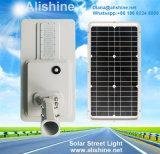 Indicatore luminoso di via solare Integrated esterno del giardino LED tutto in uno (AL-GD60)