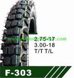 Motorrad-Gummireifen mit ISO9001-2008 Certiificate