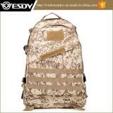 Morral militar de los deportes al aire libre del bolso de hombro 3D del camuflaje