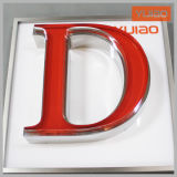 Face Lighting Energy Saving Alphabet Letter with LDC Face