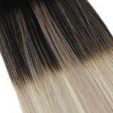 Aviva Tape in Human Hair Extensions 20PCS voor Women Beauty Hair Extension (av-tp14-ML007)