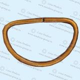 Accessoires de vêtement Anneaux en métal de haute qualité