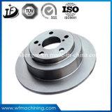 L'usinage CNC personnalisé Auto/moteur de voiture avec la peinture du disque de frein