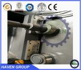 유압 그네 광속 가위 기계 QC12Y-8X3200
