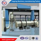 O Ce aprovou a máquina de secagem de madeira usada de secador giratório da serragem do modelo pequeno para materiais da biomassa